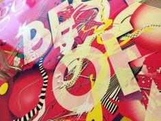 Go Mag Cover design by jaume osman, via Behance