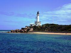 Point Lonsdale Lighthouse - Victoria,Australia