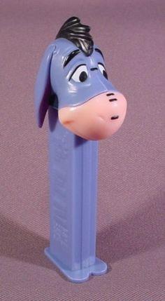 Pez Disney Winnie The Pooh Eeyore, Pez Candy Dispenser