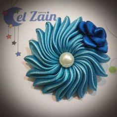 beauty, brooch, bros handmade, bros ubur2, cantik, craft, crafting, craftingribbon, cute, elegant, elzaingallery, handmade, indah, kreasi, nice, jellyfish, jellyfish brooch, jellyfish ribbon brooch