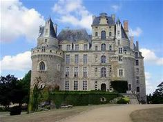 Castle, Angers, France -