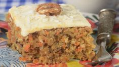 This Carrot Cake is moist and flavorful with grated carrots and is frosted with a delicious cream cheese frosting. With Demo Video Carrot Sheet Cake Recipe, Sheet Cake Recipes, Baking Recipes, Cookie Recipes, Food Captions, Baked Carrots, Marble Cake Recipes, Moist Cakes, Pastry Cake
