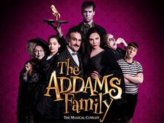 Buy tickets for The Addams Family at lastminute.com and enjoy this spectacular comedy musical aboutEveryone's favourite kooky family