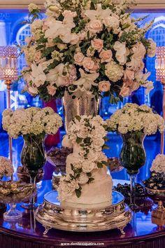 Casamento Clássico Romântico | Gabi + Marcio | Vestida de Noiva | Blog de Casamento por Fernanda Floret
