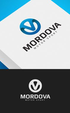 Mordova - Letter M Logo Logo Design Template, Custom Logo Design, Custom Logos, Logo Templates, Writer Logo, Juice Logo, Property Logo, Letter M Logo, Entertainment Logo