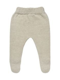 Knitted Trousers by Bonnet a Pompon at Gilt