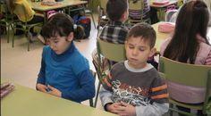 """programa """"AULAS FELICES"""" basado en la Psicología Positiva y Mindfulness. Está pensado para alumnos de Educación Infantil, Primaria y Secundaria."""