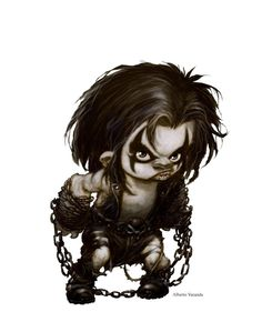 Lobo by Alberto Varanda. he wants to adorably rip out your spleen through your nose.