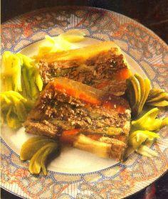 Recetas para Diabéticos y Celíacos Consejos Sanos: TARRINA DE CARNE (Celíacos)-BOLLITOS DE CHOCOLATE ... Meatloaf, Pork, Beef, Chocolate, Bacon, Buns, Meals, Marmalade, Beverage
