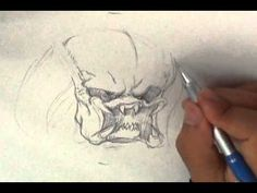 How to Draw Predator  #sketchmonster  #coolstufftodraw   #howtodrawcoolthings  #funthingstodraw    #fantasyart