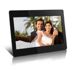 High Resolution 14 inch Digital Photo Frame w/512MB Built-in Memory and Remote (1366 x 768) ADMPF114F List Price:$129.99 Price:$104.89 & FREE Shipping #You_Save:$25.10 (19%)  #Product_Details Product Dimensions: 16 x 12 x 2.6 inches ; 2.5 pounds Shipping Weight: 3.5 pounds Shipping: This item can only be shipped to the 48 contiguous states. ASIN: B0064LCG6U Item model number: ADMPF114F Average_Customer_Review: 3.3 out of 5 stars