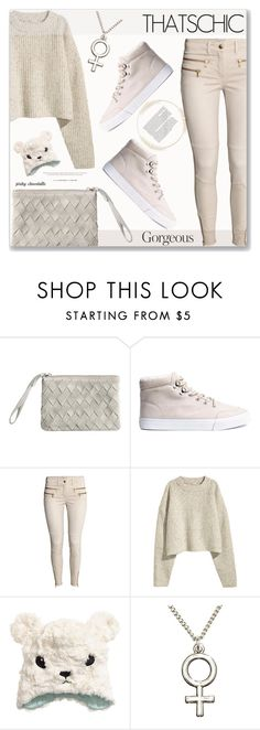 """""""Holiday Style - Cozy Chic: 26/11/16"""" by pinky-chocolatte ❤ liked on Polyvore featuring H&M and amchavesj"""