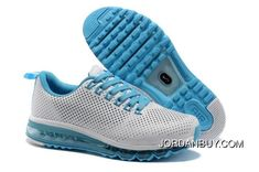 Buy Denmark 2014 New Release Nike Air Max 2013 Punching Mens Shoes White  Blue from Reliable Denmark 2014 New Release Nike Air Max 2013 Punching Mens  Shoes ...