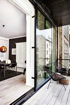 Koti Kööpenhaminassa - A Home in Copenhagen Dom&Wnetrze Kuvat: Birgitta Wolfgang Drejer via Ko...