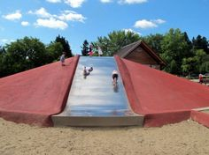 """Portland's Most Awesome """"Destination"""" Playgrounds 