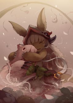 Made in Abyss - Nanachi