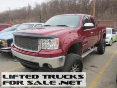 2007 gmc sierra 1500 crew cab lift kit