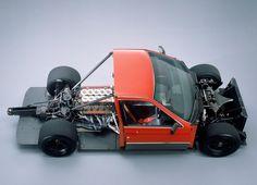 1988 Alfa-Romeo 164 Pro-Car