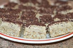 Prajitura cu nuca si crema de ness - CAIETUL CU RETETE Dessert Cake Recipes, Desserts, Tiramisu, Ethnic Recipes, Food Cakes, Home Made Candy, Tailgate Desserts, Cakes, Deserts