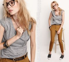 More No-Jeans Inspiration | Say Yes to Hoboken #bensimon