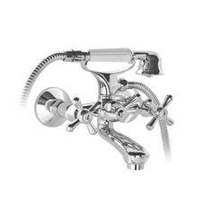 MOFÉM kádtöltő csaptelep Treff zuhanyszettel