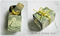 Poppy's Money Tree House: Clever Graduation Gift Ideas
