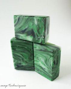 Cold Process Soap Stone by Soap Techniques