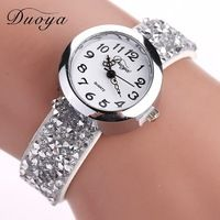 77 Queen {Min order 10$} has All Kinds of Women Gold Quartz Watch Duoya Fashion Crystal Rectangle Bracelet Watch Ladies Dress Watch Montre Female Women Girl Gift Watch,Duoya Brand Luxury Watch Women Dress Fashion Nation Leather Eye Crystal Jewerly Quartz Wristwatch Ladies Casual Vintage Watch,Duoya Casual Watch Fashion Thin Leather Bracelet Watch Women Gold Quartz Wristwatch Ladies Montre Femme Vintage Clock Watch and more On Sale, Find the Best China XR1762 at Aliexpress.com - 3