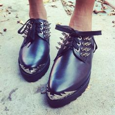 UNIF Grim Creepers, the name is just as cute as the look