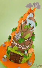 Image result for volcano cake