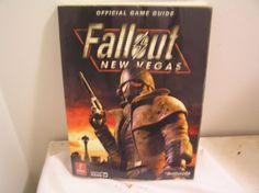 Fallout New Vegas Prima Official Game Guide Strategy Bethesda