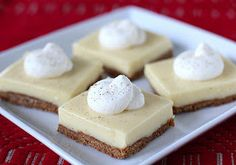 The Galley Gourmet: Holiday Sweets