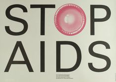 31 Years of HIV and AIDS Awareness Posters