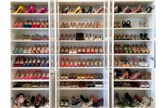 Ive Spent $60,000 On Shoes — & I DONT Regret It #refinery29 http://www.refinery29.com/shoe-collection-true-stories#slide-8