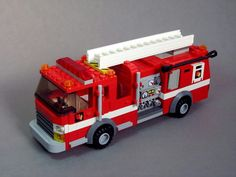 Lego Car, Lego Truck, Awesome Lego, Cool Lego, Lego Wheels, Lego Police, Lego Vehicles, Lego Worlds, Emergency Response