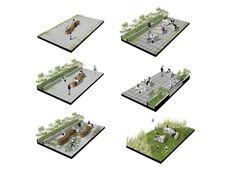 Rock Solid Advice On How To Spruce Up Your Landscaping - House Garden Landscape Landscape Architecture Design, Architecture Graphics, Classical Architecture, Ancient Architecture, Sustainable Architecture, Urban Design Diagram, 3d Modelle, Concept Diagram, Cool Landscapes