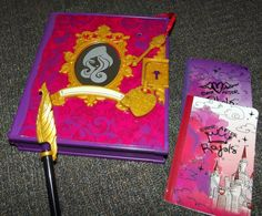 Image result for ever after high diary