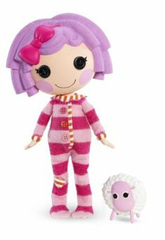 MGA Entertainment Lalaloopsy Doll Pillow Featherbed by MGA Entertainment. $258.99. Adorable pet. Every character is different. Totally collectible. Adorable Lalaloopsy doll. From the Manufacturer                The Lalaloopsy are rag dolls that magically came to life, taking on the personalities of the fabrics that were used to make them. They live in a colorful, silly world, and it's your job to keep the magic of their world alive.                              ...