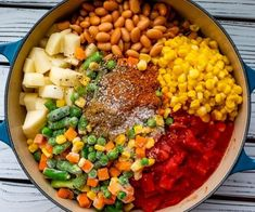 REPLY Beef Recipes For Dinner, Easy Soup Recipes, Bean Recipes, Ground Beef Recipes, Appetizer Recipes, Cooking Recipes, Beef Lentil Soup, Easy Beef Stew, Cowboy Stew