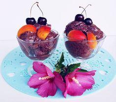 lody owocowe bez jajek, mleka i cukru, 100% vege i 100% naturalne