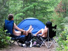 Nudist camp vermont