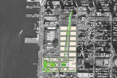 """Urban Networks: Los Hudson Yards, la """"última frontera"""" de Manhattan"""
