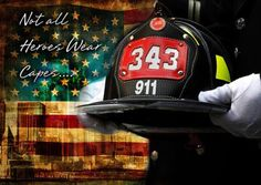 To personally thank a 9/11 first responder. Each year on this day I am strongly reminded of the firefighters who's unforgettable hearts wouldn't let them back down. They saved the lives of others while sacrificing their own. That is a real life super hero.