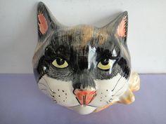 Philip Laureston Babbacombe Pottery Cat String Holder