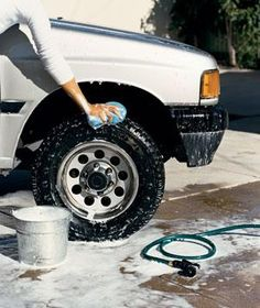 The Essential Car-Cleaning Guide | Get your auto in tip-top shape for spring.