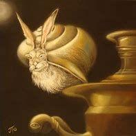 Image result for surreal rabbit art