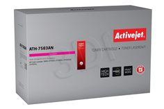 TONER ACTIVEJET ATH-7583AN (DO DRUKARKI CANON,HEWLETT PACKARD, ZAMIENNIK HP 503A / CANON CRG-711M Q7583A PREMIUM 6000STR. MAGENTA)