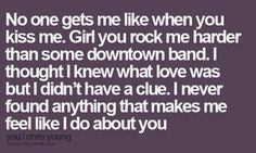 Image detail for -chris young, country, country music, lyrics, quotes - inspiring ...
