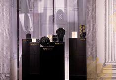 Kartell Fragrances a Parigi  Stand by Ferruccio Laviani