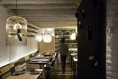 Interiorismo restaurante cata 181